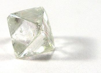 Cristaux et Géométrie cristalline Diamant