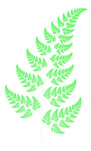dessiner fractale avec delphi