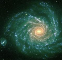 Galaxie spirale