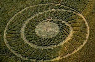 Crop circle, 2012
