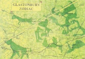 Le zodiaque de Glastonbury