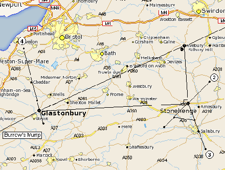 triangle Stonehenge